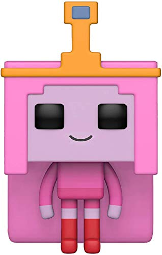 Funko Hora de Aventuras/Minecraft - Pop Princesa Chicle, Multicolor (32253)