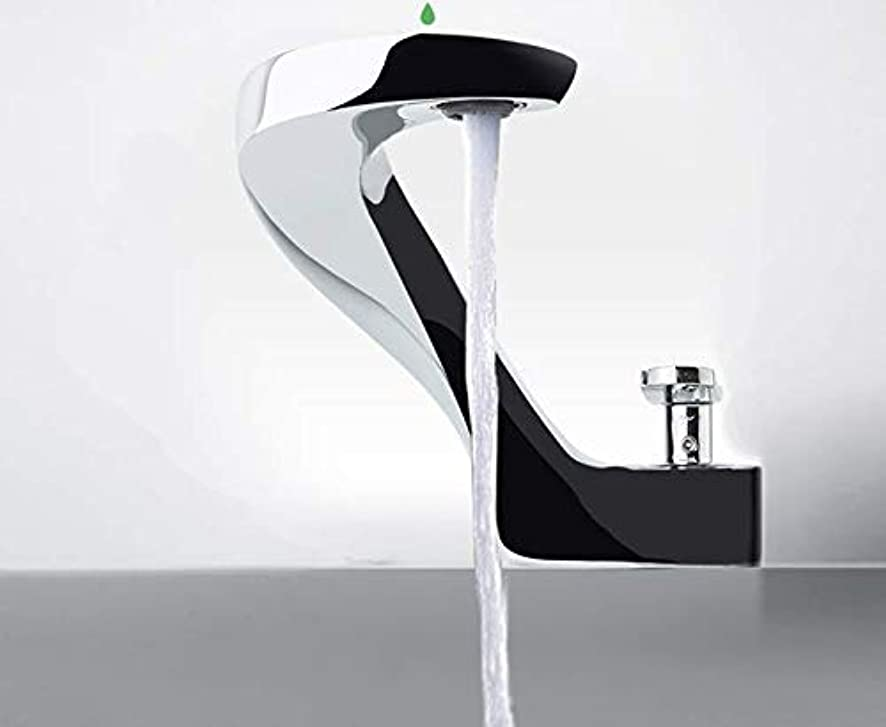 Modern Washbasin Design Bathroom Faucet Mixer Waterfall Hot and Cold Water Taps for Basin of Bathroom