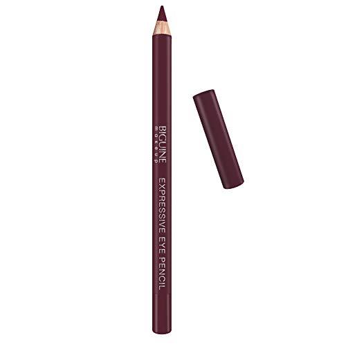 BIGUINE MAKEUP PARIS - Crayon Yeux Khôl Expressive Eye Pencil - Maquillage Contour des Yeux - Tracé Précision - Texture Crémeuse - Bordeaux Boudoir - 1,5 g - BORDEAUX BOUDOIR