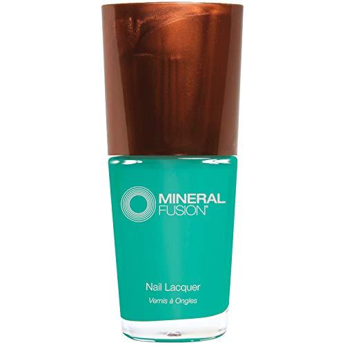 Mineral Fusion Nail Polish, Lagoon, 0.33 Ounce