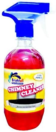 Brightall Chimney Cleaner for SS Chimney, Sink, Pipes, Gas Stave Cleaning Liquid - 500ml