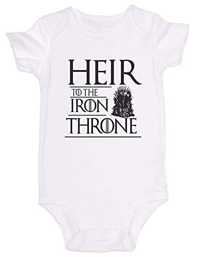 Mono de bebé Promini para heredero al trono de hierro, mono de una pieza, el mejor regalo para bebé