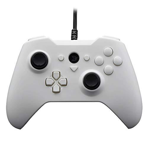 ZD-C USB Wired Gamepad Controller Gamecontroller Joystick für PC (Windows XP/7/8/10) und Playstation 3 & Android & Steam (Black)