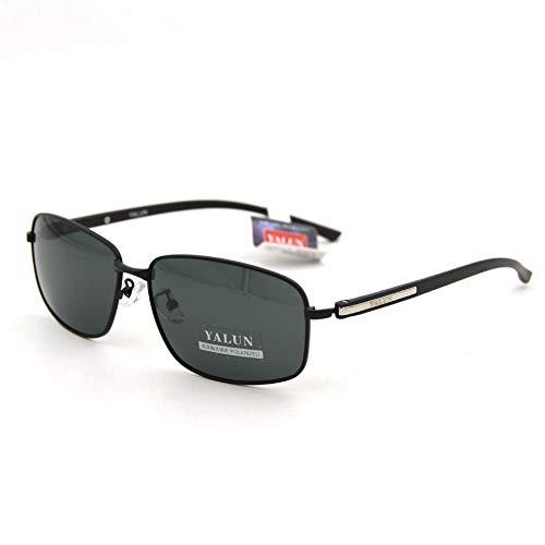LUFEILI Die Polarisierten Sonnenbrillen Der Neuen Männer Arbeiten Im Freien Treibende Gläser-Aaron-Kasten-Klassische Sonnenbrille Um