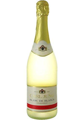 Carl Jung Schloss Boosenburg Mousseux Blanc de Blancs Alkoholfreier Wein