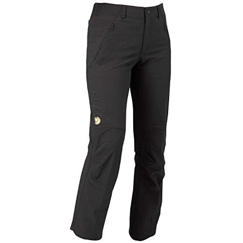Fjällräven - Women's Oulu Trousers - Pantalon de trekking - taille 36, noir