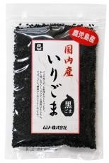 ムソー国内産いりごま・黒35g×1袋