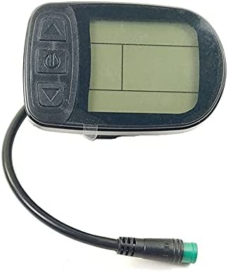 OVBBESS KT LCD5 E-Bike LED Display Meter Kunteng KT impermeable inteligente panel de control pantalla bicicleta eléctrica 24 V 36 48 V