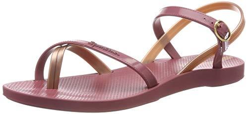 Ipanema Damen Fashion Sand VII FEM Slingback Sandalen, Rot (Red/Rose 9144), 39 EU
