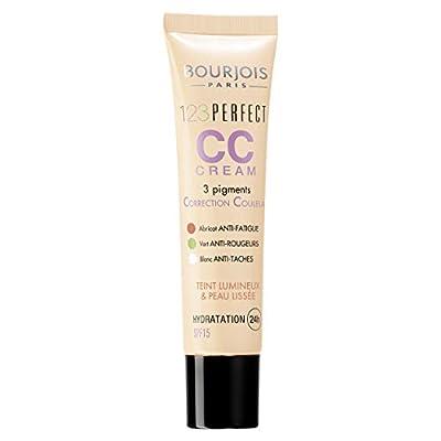 Bourjois 123 Perfect CC Cream Colour Correcting 32 Light Beige, 3ml
