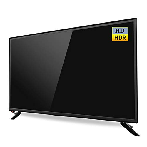 32/40/42/50/55 Pulgadas LED Televisión TV LCD Smart, Red WiFi 4K Smart Android TV USB Incorporado HDMI AV Conector de Auriculares VGA RF Interfaz de radiofrecuencia Televisión