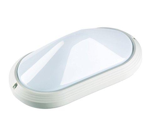 Aric 1726 OVO, Plastique, E27, 60 W, Blanc