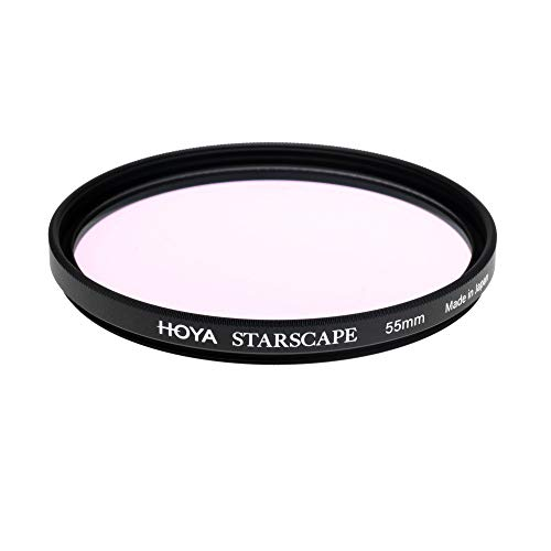Hoya 55mm Red Starscape Glass Filter