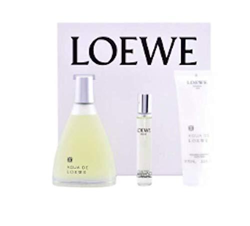 Loewe Agua De Loewe Lote 3 Pz 200 g