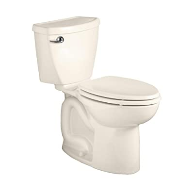 American Standard Cadet 3 Elongated Two-Piece Toilet with 12-Inch Rough-In