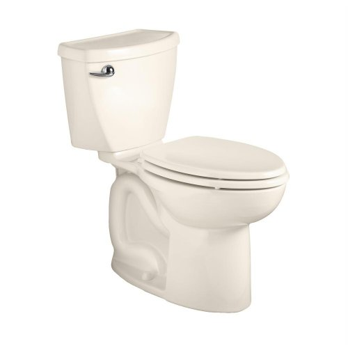 American Standard 270CB001.222 Cadet 3 Elongated Two-Piece Toilet with 10-Inch Rough-In, Linen
