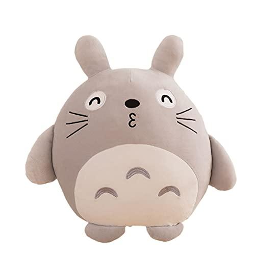 Precioso Juguete De Peluche Mi Vecino Totoro Beso De Peluche Lindo Muñeco Suave Totoro Bebé Niños Juguetes Regalo 50 Cm