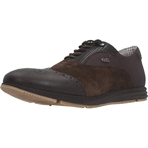 Zapatos Hombre, Color marr�n Moka, Marca CETTI