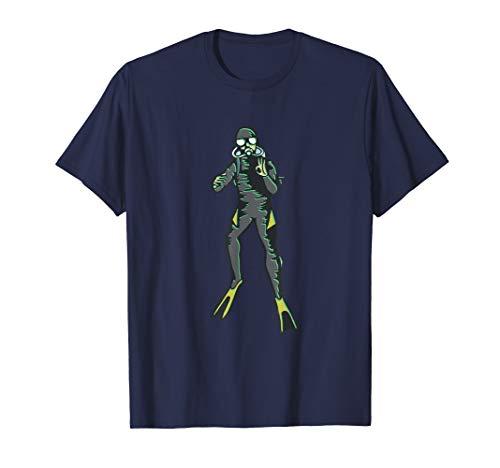 Tauchen | Scuba Diver | Cooles Taucher T-Shirt