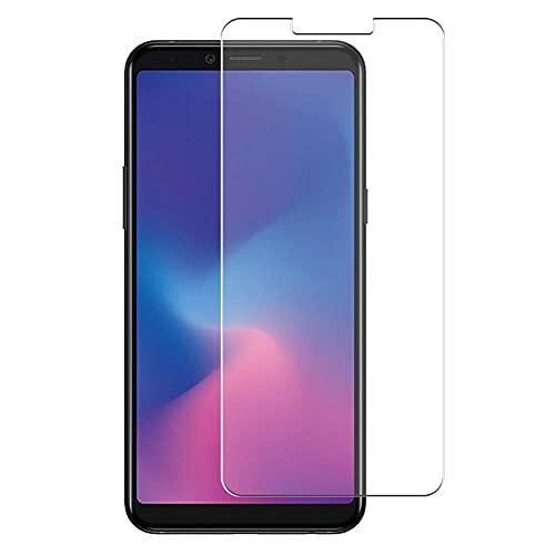 Vaxson 4 Stück Schutzfolie, kompatibel mit Samsung Galaxy A6s SM-G6200, Displayschutzfolie TPU Folie [nicht Panzerglas]