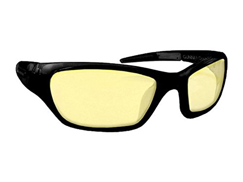 Cheapest Price! Gunnar Optiks Jigsaw Ergonomic Advanced Computer Glasses with Amber Lens Tint