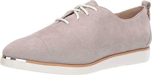 Cole Haan Grand Ambition Lace-Up Paloma Wr Suede/British Tan/Ivory 11 B (M)