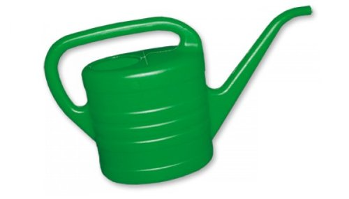 Gießkanne (Giesskanne) Inhalt 2,5 Liter aus Kunststoff, ohne Brause
