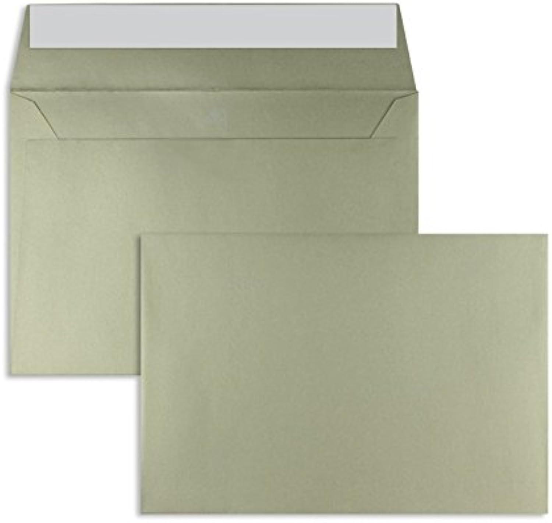 Farbige Briefhüllen   Premium   160 x 230 mm Gold (250 Stück) mit Abziehstreifen   Briefhüllen, KuGrüns, CouGrüns, Umschläge mit 2 Jahren Zufriedenheitsgarantie B00L1C3N82    | Modern Und Elegant