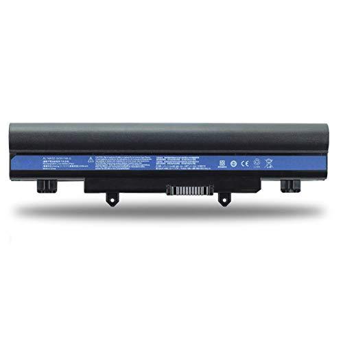 ASKC 11.1V 56Wh AL14A32 Baterías para Acer Aspire E5-411 E5-411G E5-421 E5-421G E5-471 E5-471G E5-511 E5-511G E5-511P E5-521 E5-521G E5-531 E5-551 E5-551G E5-571 E5-571G E5-571P E5-572 E5-572G