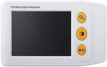 Demo Digital Video Magnifier Outlet Free shipping on posting reviews ☆ Free Shipping Electronic 3.5 Reading Aids S inch