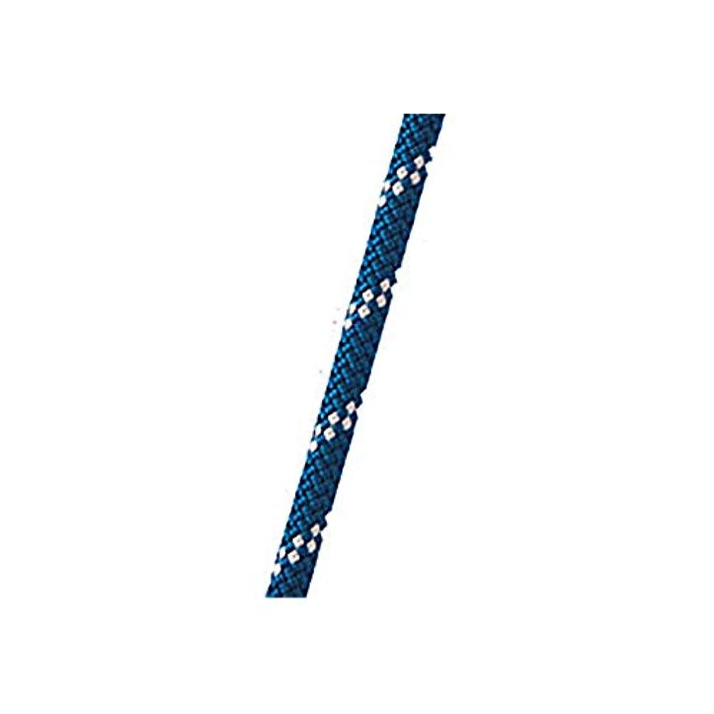 大聖堂枯渇書誌トイフェルベルガー KM3 スタティックロープ 9.5mm ブルー 200m NFPA1983基準認定品 引張強度27kN 3303-12-00660 ハイアクセス 高所作業 TOWA 代不