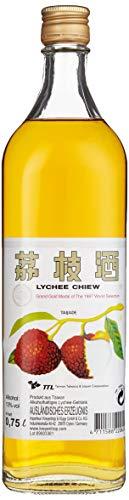 TAIJADE Lychee Chiew alkoholhaltiges Lycheegetränk (1 x 0.75 l)
