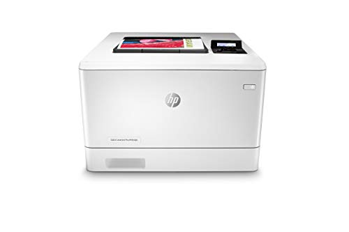 HP Color LaserJet Pro M454dn Printer, Double-Sided Printing & Built-in Ethernet, Amazon Dash replenishment ready (W1Y44A)