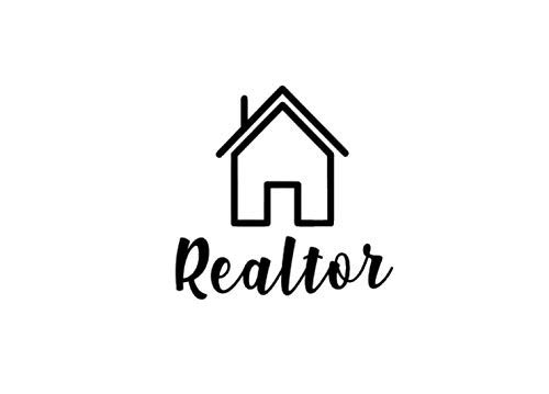 Realtor Decal Real Estate Decal Love Real Estate Vinyl Realtor Sticker Realtor Gift Real Estate Agent Car Decal Laptop Decal Gift Decal
