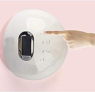 L&B-MR Lámpara De Fototerapia De Uñas De Inducción Infrarroja Inteligente 72W Secador De Uñas De Secado Rápido De Alta Potencia De 10 Segundos, Ajuste De Temporización De 4 Velocidades