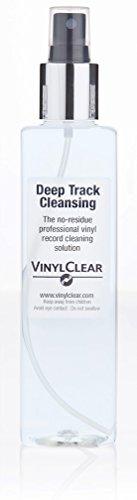 Vinyl Clear liquido per la pulizia dei dischi in vinile (250 ml)