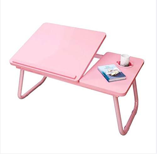 Lezen Rekken op de bank om spelletjes te Multifunctionele Portable Opvouwbaar Laptop Desk Desk Desk Speel geschikt voor tot op het bed