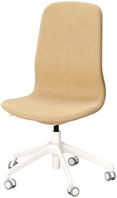 Amazon.com: Rhomtree Home Office Chair with Swivel Chrome ...