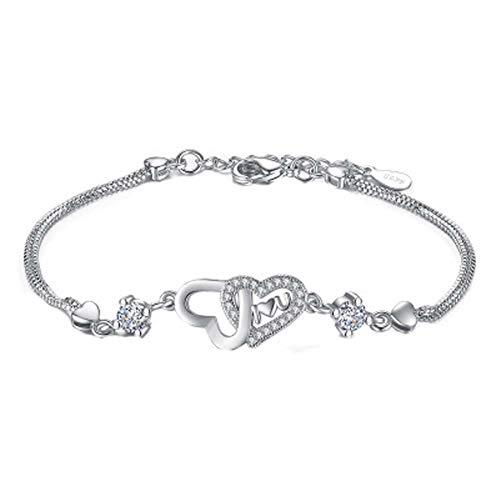 Cadeaux d'anniversaire beau bracelet réglable de mode #22