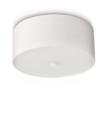 Philips Ledino LED-Deckenleuchte Sequens 3-flammig 2,5 W, weiß 408323116