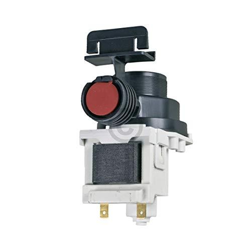 DL-pro Ablaufpumpe Pumpe für AEG Electrolux Juno Zanker Privileg Vestel Leonard 14000073801/7 140000738017 für AEG ÖKO Favorit. Leili mit Pumpenkopf für Geschirrspüler Spülmaschine