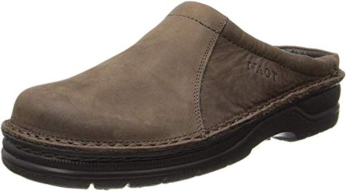 NAOT Footwear Men's Bjorn Shoe Oily Brown Lthr 10 M US