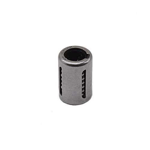 ZhengELE linear bearing 5pcs Linear Motion Bearing Linear Guide Rail Rod Round Shaft CNC XYZ