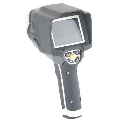 Laserliner 082.085A ThermoCamera-Vision, da -20 a - 400 °C, batteria Li-Ion 7,4 V, Nero