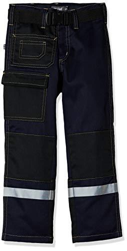 Me Too Jungen robuste Bundhose/Arbeitshose Hose, Blau (Navy Night 7361), (Herstellergröße:92)