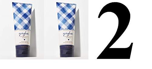 Bath and Body Works 2 Pack Aromatherapy Sleep Lavender & Cedarwood Body Cream. 8 Oz.