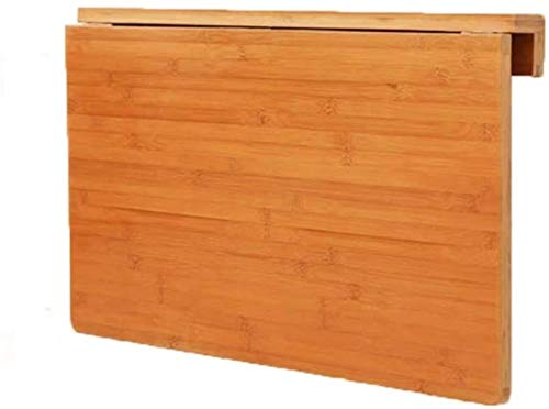 PULLEY -S Folding stół montowany na ścianie, wielofunkcyjne biurko komputerowe, stół do jadalni, blat kuchenny S (wymiary: 60 x 40 cm)