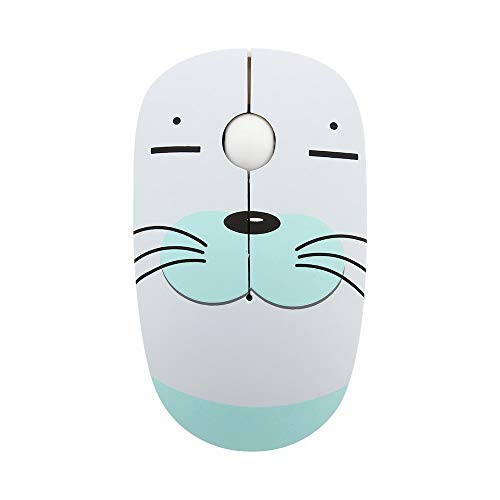 letaowl Maus Drahtlose Optische USB-computermaus Ergonomische Pc-mäuse Niedlicher Cartoon Anime Tier Katze Schwein 3D Für Mädchen Kind
