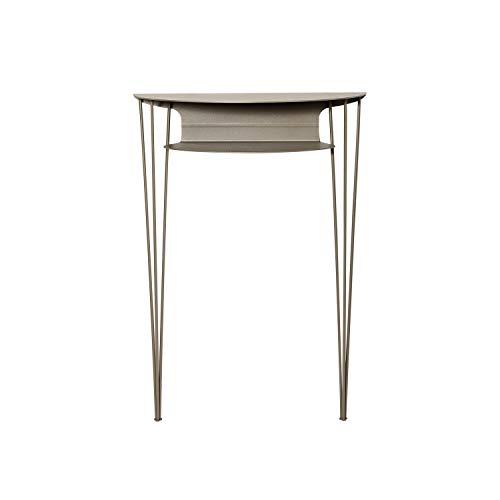 consolle ingresso 25 cm profondità Arti & Mestieri Nudo - Consolle da Ingresso Piccola di Design 100% Made in Italy - in Ferro