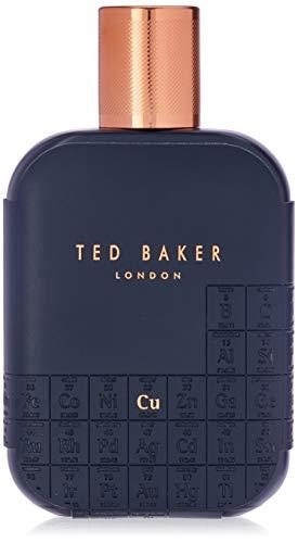 Ted Baker Tonic – Cuivre CU – pour Homme 100 ml Eau de toilette